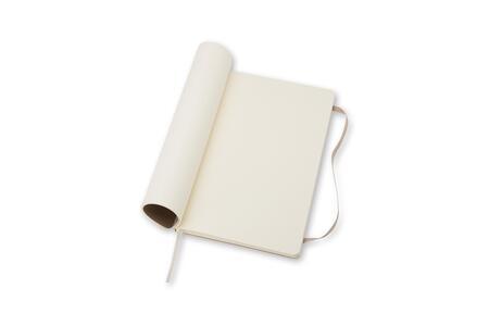 Taccuino Moleskine pocket a pagine bianche copertina morbida - 5