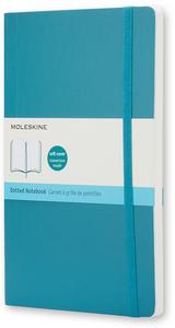 Cartoleria Taccuino Moleskine large puntinato copertina morbida Moleskine 0