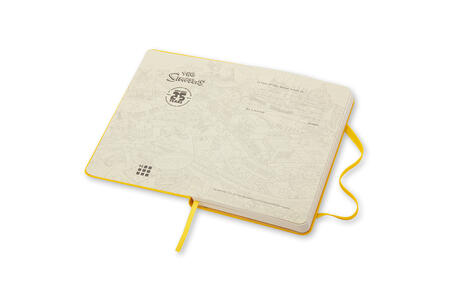 Taccuino Moleskine Simpson Limited Edition pocket a righe. Bart. Giallo - 3