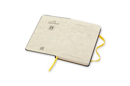 Cartoleria Taccuino Moleskine pocket a pagine bianche. I Simpson copertina rigida Moleskine 2