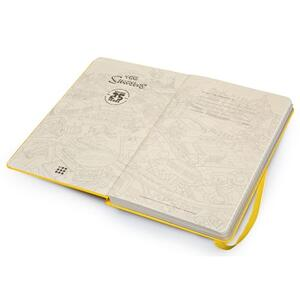 Taccuino Moleskine Simpson Limited Edition large a righe. Homer. Giallo - 4