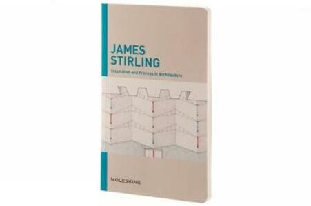 Inspiration and process in architecture. James Sterling - copertina