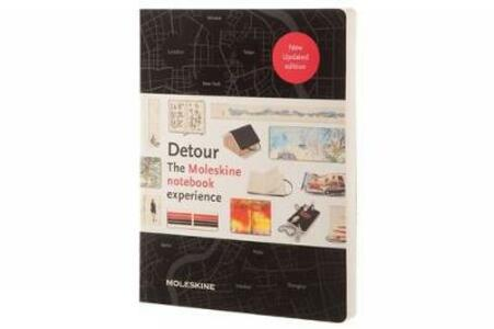 Detour. The Moleskine notebook experience