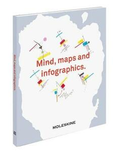 Mind maps and infographics - copertina