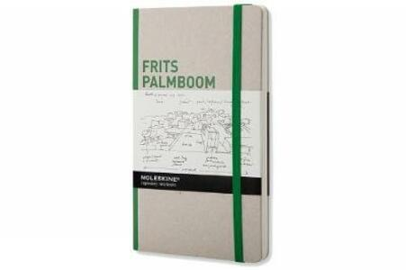 Inspiration and process in architecture. Frits Palmboom - copertina