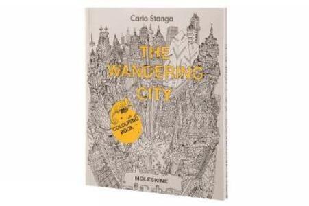 The wandering city - Carlo Stanga - copertina