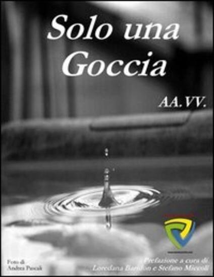 SOLO UNA GOCCIA - AA.VV. - ebook