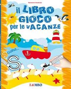 Il libro gioco per le vacanze - copertina