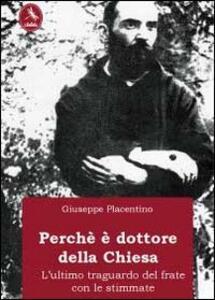 Perché è dottore della Chiesa - Giuseppe Placentino - copertina