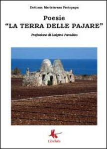 La terra delle Pajare - Mariateresa Protopapa - copertina