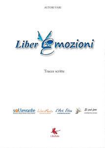 LiberEmozioni. Tracce scritte - copertina
