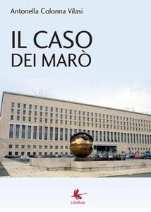 Il caso dei Marò - Antonella Colonna Vilasi - copertina