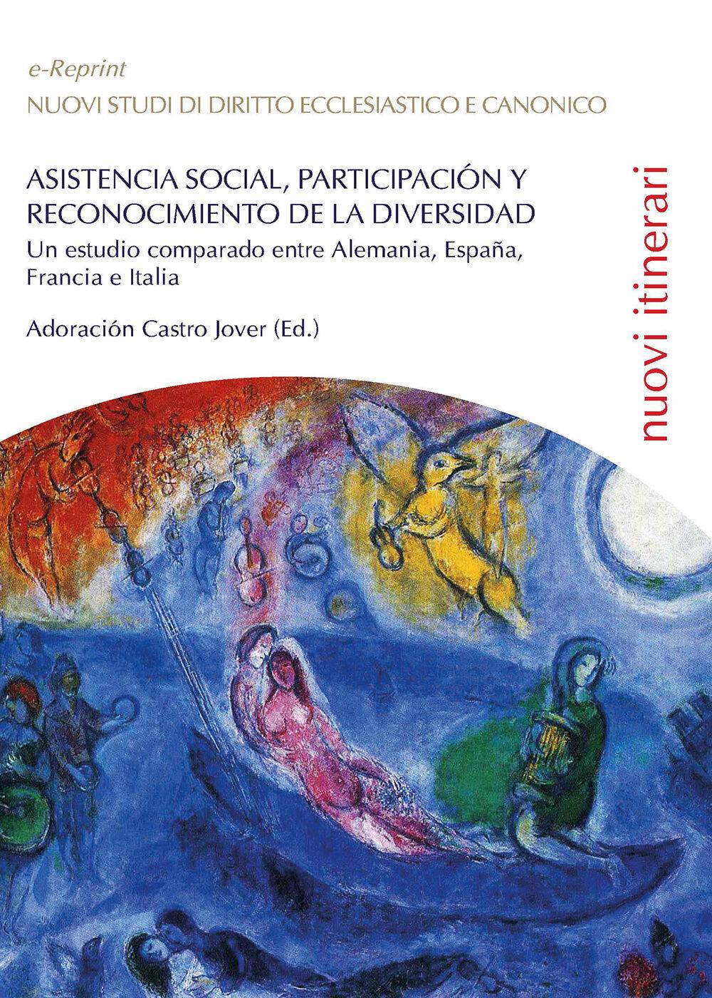 Asistencia social, participacion y reconocimiento de la diversidad: un estudio comparado entre Alemania, España, Francia e Italia