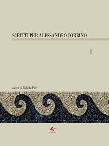 Scritti per Alessandro Corbino. Vol. 1 - copertina