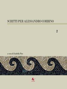 Scritti per Alessandro Corbino. Vol. 2 - copertina