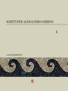 Scritti per Alessandro Corbino. Vol. 3 - copertina