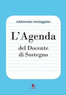 Secchiarapita.it L' agenda del docente di sostegno Image