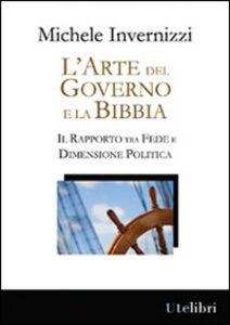 L' arte del governo e la Bibbia