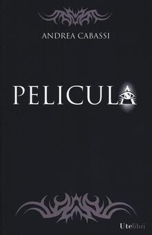 Pelicula - Andrea Cabassi - copertina