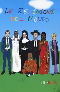 Le religioni del mondo - copertina