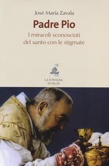 3tsportingclub.it Padre Pio. I miracoli sconosciuti del santo con le stigmate Image