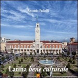 Latina bene culturale - Antonio Polselli - copertina