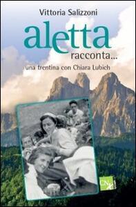 Aletta racconta... Una trentina con Chiara Lubich - Vittoria Salizzoni - copertina