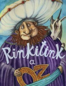 Rinkitink a Oz. Ediz. illustrata - L. Frank Baum - copertina