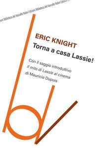Torna a casa Lassie - Eric Knight - copertina