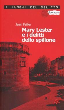 Librisulrazzismo.it Mary Lester e i delitti dello spillone Image