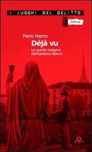 Deja vu - Mario Marino - copertina