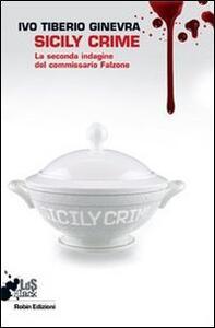 Sicily crime - Ivo Tiberio Ginevra - copertina
