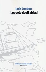 Il popolo degli abissi - Jack London - copertina