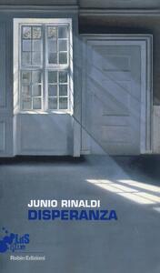 Disperanza - Junio Rinaldi - copertina
