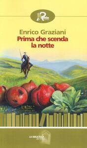 Prima che scenda la notte - Enrico Graziani - copertina