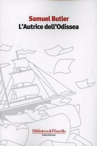 L' autrice dell'Odissea - Samuel Butler - copertina