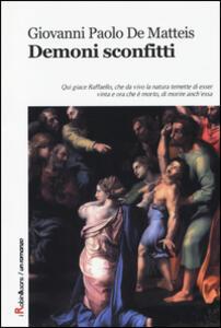 Demoni sconfitti - Giovanni P. De Matteis - copertina