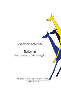 Balarm. Voci da una città in ostaggio - Germana Fabiano - copertina