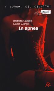 In apnea - Roberto Caputo,Nadia Giorgio - copertina