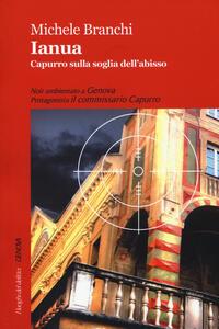 Ianua. Capurro sulla soglia dell'abisso - Michele Branchi - copertina