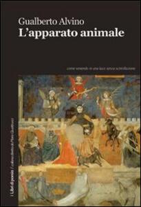 L' apparato animale - Gualberto Alvino - copertina
