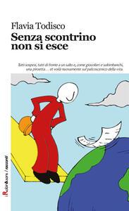Senza scontrino non si esce - Flavia Todisco - copertina