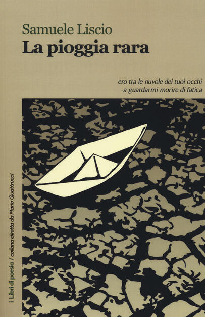 La Pioggia Rara Samuele Liscio Libro Robin I Libri Di Poesia