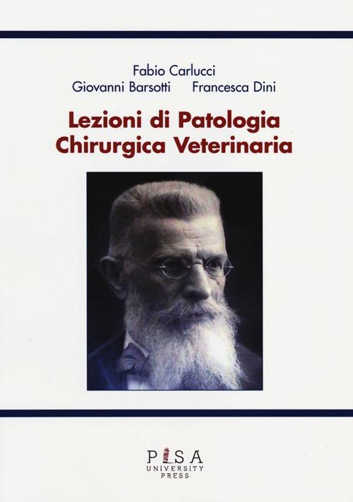 Image of Lezioni di patologia chirurgica veterinaria