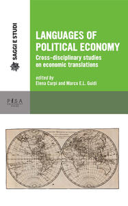 Languages of political economy. Cross-disciplinary studies on economic translations