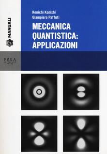 Antondemarirreguera.es Meccanica quantistica: applicazioni. Con CD-ROM Image