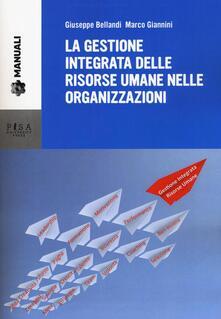 Listadelpopolo.it La gestione integrata delle risorse umane nelle organizzazioni Image