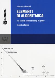 Elementi di algoritmica. Con esercizi ed esempi in Python