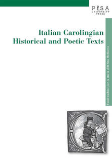 Italian carolingian historical and poetic texts - Luigi A. Berto - ebook