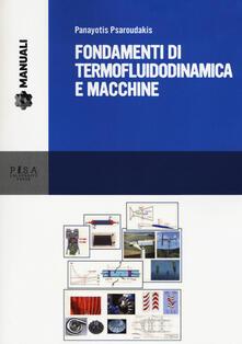 Camfeed.it Fondamenti di termofluidodinamica e macchine Image